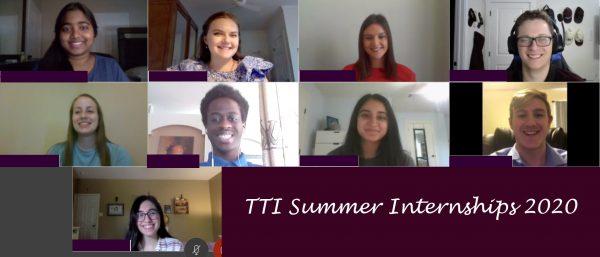 2020 TTI Interns