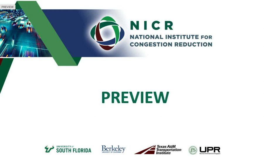 NICR PPT Template - Widescreen
